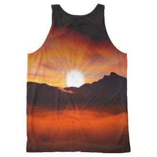 Wonderful Sunset Design