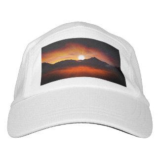 Wonderful Sunset Design Hat