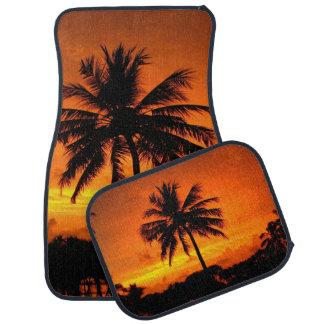 Wonderful Sunset Floor Mat