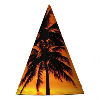 Wonderful Sunset Party Hat