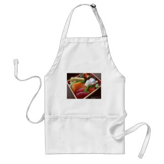 Wonderful Sushi Plate Print On Tees Cards & Gifts Standard Apron