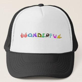 Wonderful Trucker Hat