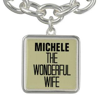 Wonderful Wife Bracelet