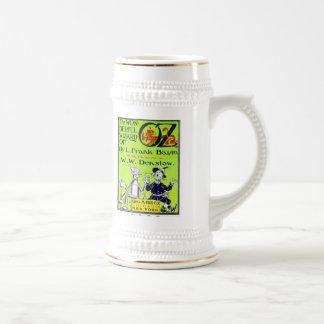 Wonderful Wizard Of Oz Beer Stein