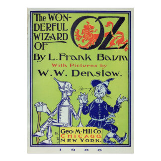 Wonderful Wizard of Oz Poster