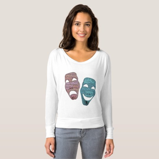 Wonderful Women's Flowy Off Shoulder Shirt