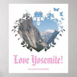 Wonderful Yosemite Poster!
