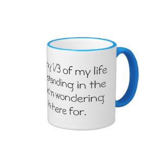 Wondering Ringer Coffee Mug