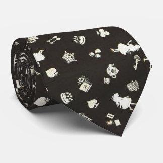 Wonderland 1 tie