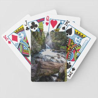Wonderland Bicycle Playing Cards