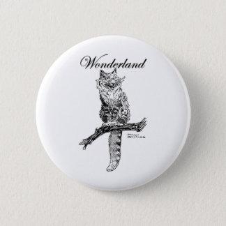 Wonderland Character 2 Inch Round Button