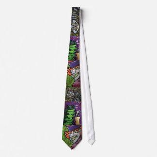 Wonderland Collection Tie