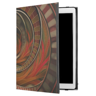 "Wonderland Fractal Stairway, Three-Ringed Circus iPad Pro 12.9"" Case"