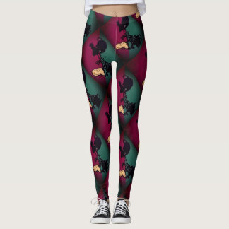 Wonderland Leggings