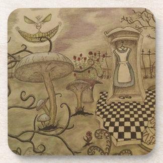 Wonderland Pieces Coaster