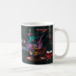 Wonderland TCD Coffee Mug