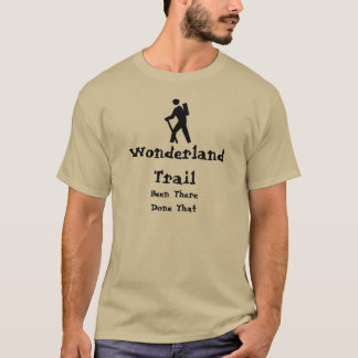 Wonderland Trail T-Shirt
