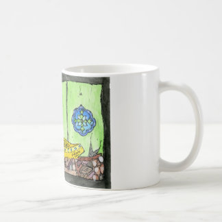 Wonderlandia Canoe Coffee Mug