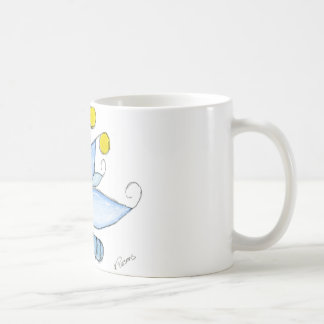 Wonderlandia Dragonfly Coffee Mug