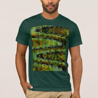 Wonderlands - Dark Green Lagoons T-Shirt