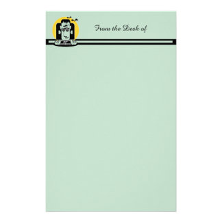Wonderous Monster Stationery