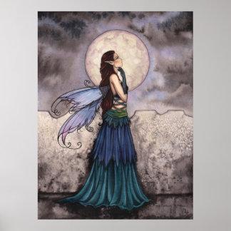 Wondrous Fairy Poster Print