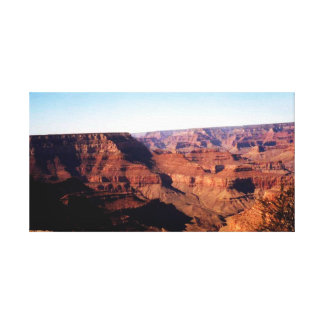 Wondrous Grand Canyon Wrapped Canvas