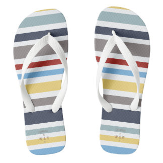 WONZ Limited little Sailor by Shirt to Design Flip Flops