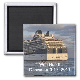 Woo Hoo II, December 3-17, 2011 Magnet
