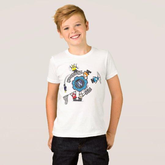 Woobotz Official t-shirts 1