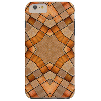 wood3 tough iPhone 6 plus case