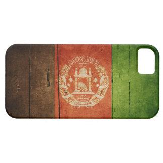 Wood Afghanistan Flag Afghan iPhone 5 Cover