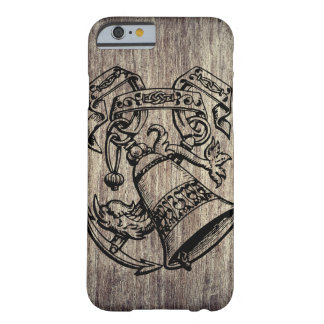 Wood & Anchor phone case
