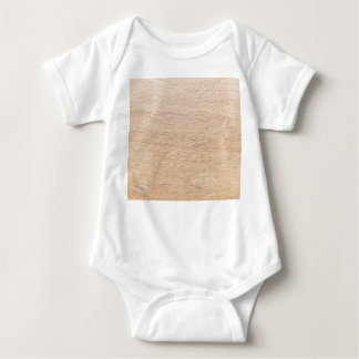 Wood background baby bodysuit