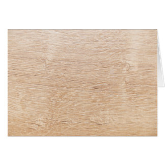 Wood background card