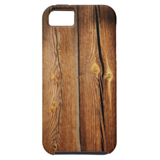 Wood Background iPhone 5 Cases