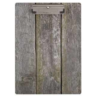Wood Background. Old Planks Texture. Top View Clipboard