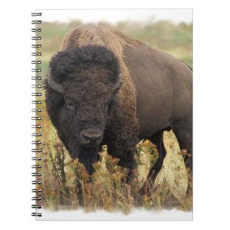 Wood Bison Notebook