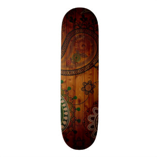 Wood Board with creative design Skate Deck