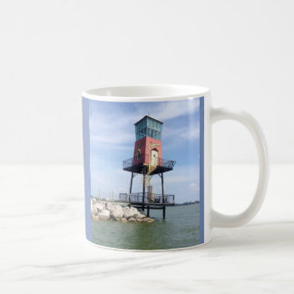 Wood Boat Sign Photo Mug