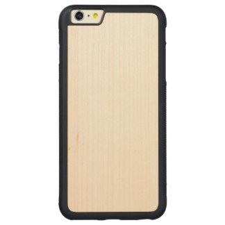 Wood Bumper iPhone 6 Plus Case