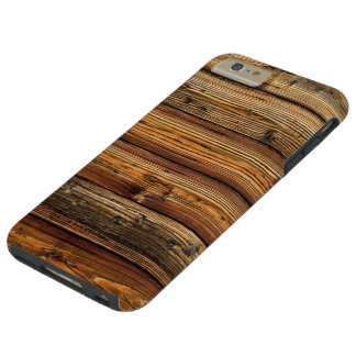 Wood Cabin iPhone 6/6S Plus Tough Case