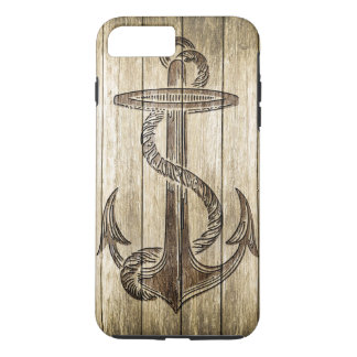 Wood Carving (Anchor) Case-Mate iPhone Case