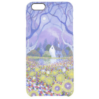 Wood Cottage 2013 Clear iPhone 6 Plus Case