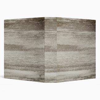 Wood Design Binder
