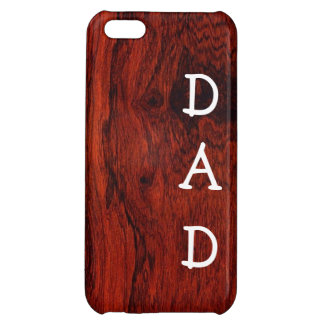 WOOD DESIGN PERSONALIZED iPHONE CASE Case For iPhone 5C