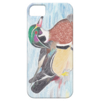 Wood Duck Reflections iPhone 5 Covers
