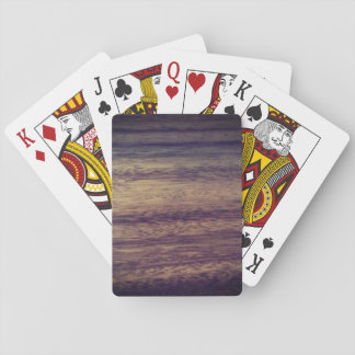 Wood Effect Playing Cards