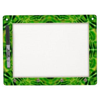 WOOD Element kaleido pattern Dry Erase Whiteboards