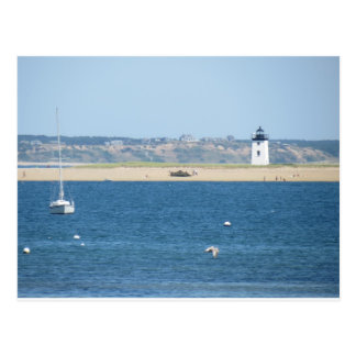 Wood End Lighthouse, Provincetown, Cape Cod, MA Postcard